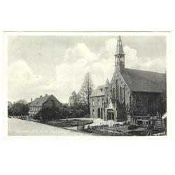 Rhoon 1943 - R.K.Kerk met school
