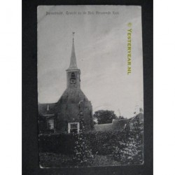 Barendrecht 1903 - gezicht op Ned.Herv.Kerk