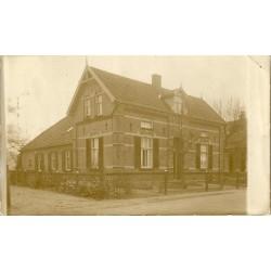 Wichmond ca. 1915 - Dorpsstraat 11 - gem.Bronckhorst - fotokaart