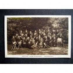 St.Michielsgestel 1920 - Huize Ruwenberg -muziekkorps