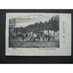 Oudenbosch 1901 - Albano - Instituut St.Louis