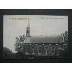 De Lier ca. 1910 - R.C.Kerk Leonardus Tempel