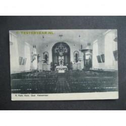 Oud Vossemeer - 1947 - R.K.Kerk - interieur