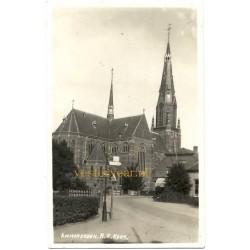 Ammerzoden 1940 - R.K.Kerk - fotokaart