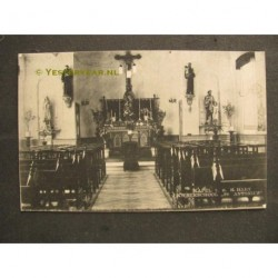 Dongen ca. 1910 - Kapel kweekschool St.Antonius