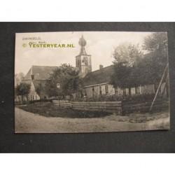 Dwingeloo ca. 1915 - Herv.Kerk