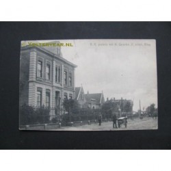 Etten 1922 - pastorie met H.Gerardus Majella school
