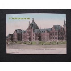 St.Michielsgestel 1911 - Int. voor Doofstommen