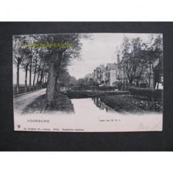 Voorburg 1905 - Laan van N.O.J.