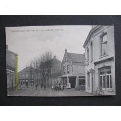veghel ca. 1910 - Hoofdstraat met Hotel v.d.Leeden