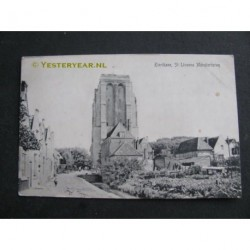Zierikze ca. 1905 - St.Lievens Monstertoren