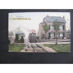Middelharnis 1916 - Station R.T.M.