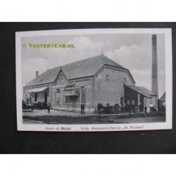 Meijel ca. 1915 - Stoomzuivelfabriek St.Nicolaas