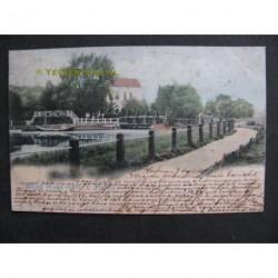 Lochem 1902 - Kleine Wegje v.a. het station