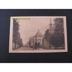 Besoijen 1925 - Grotestraat Herv. Kerk