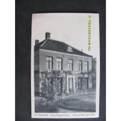 St.Oedenrode 1927 - Huize Stompershoek Pastorie