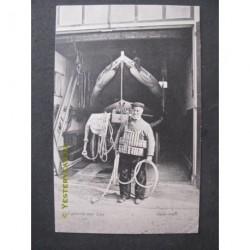 Egmond aan Zee 1910 - Jaapie Jaapie - - K.N.R.M.