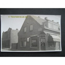 Noordwijk aan Zee 1926 - kruidenierswinkel C.Duyndam - foto