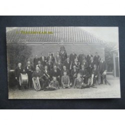 Heerhugowaard ca. 1925 - Muziekver. Hugo- foto