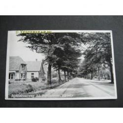 Wezep 1959 - Rijksstraatweg b.h. postkantoor