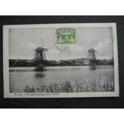 Weesp 1926 - Utrechtscheweg a.d. Vecht
