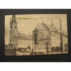 Budel 1910 - R.K.Kerk en Liefdegesticht