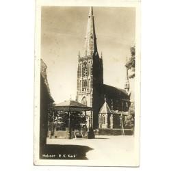 Helvoirt ca.1950 - R.K.Kerk