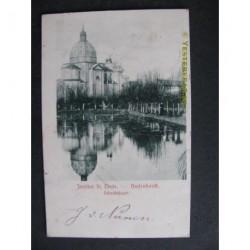 Oudenbosch 1900 - Schaatsbaan Inst.St.Louis