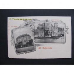 St.Oedenrode ca. 1900 - Villa Maria-Henkenshage - voorloper