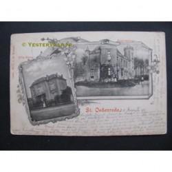 St.Oedenrode ca. 1900 - Villa Maria - Henkenshage Kasteel