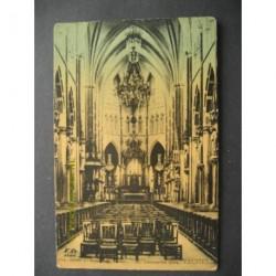 Veghel 1906 - St.Lambertuskerk - interieur
