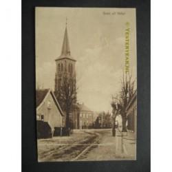 Volkel 1923 - groeten uit - Oude R.K.Kerk