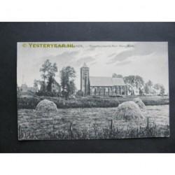 Eemnes Binnen ca. 1915 - Ned.Herv.Kerk