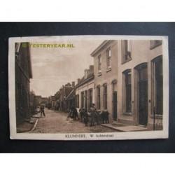 Klundert 1924 - W.Achterstraat