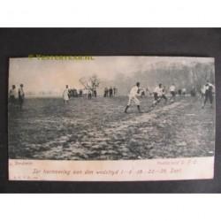 Dordrecht ca. 1905 - Voetbalveld D.F.C.-wedstrijden