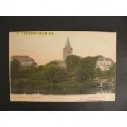 Goor ca. 1910 - panorama Prot.Kerk