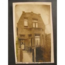 Noordwijk Binnen 1926 - Lijnbaanweg - bakker v.d.Lee-fotokaart