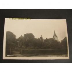 Rhenoy ca. 1945 - Ned.Herv.Kerk - fotokaart