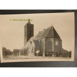 Scherpenzeel 1937 - Ned.Herv.Kerk- fotokaart