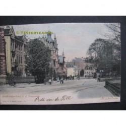 Amsterdam 1903 - Stadhouderskade b.d. Overtoom
