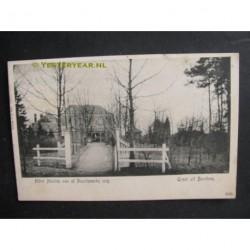 Barchem 1916 - hotel Mellink v.a. Ruurloosche weg
