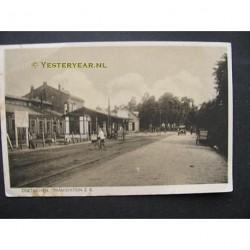 Doetinchem ca. 1920 - Tramstation Z.E.