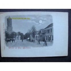 Elst 1900 - Dorpsstraat Ned.Herv.Kerk