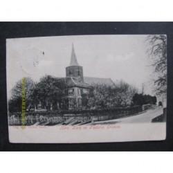 Erichem 1906 - herv.Kerk en pastorie
