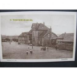IJmuiden ca. 1935 - Station H.S.M.