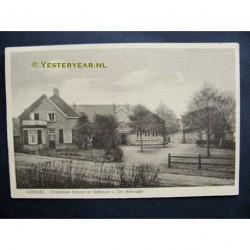 Gorssel 1934 - Christ.School + gebouwen
