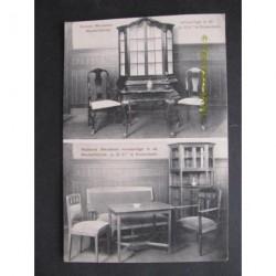 Oosterbeek ca. 1915 - meubelen fabriek L.O.V.