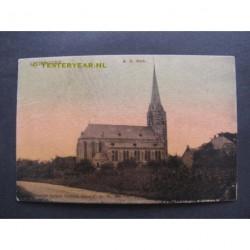 Lithoijen ca. 1915 - Kerk - Berkers Verbunt no. 518