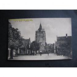 Sprang 1920 - N.H.Kerk - dorpsstraat