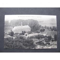 Buren 1910 - Kon.Weeshuis - vogelvlucht